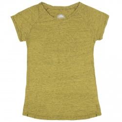 T-shirt Colmar Originals Mag Femme jaune
