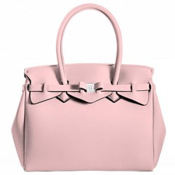 Borsa Save My Bag Miss rosa