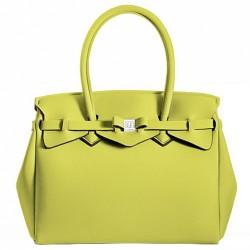 Borsa Save My Bag Miss lime