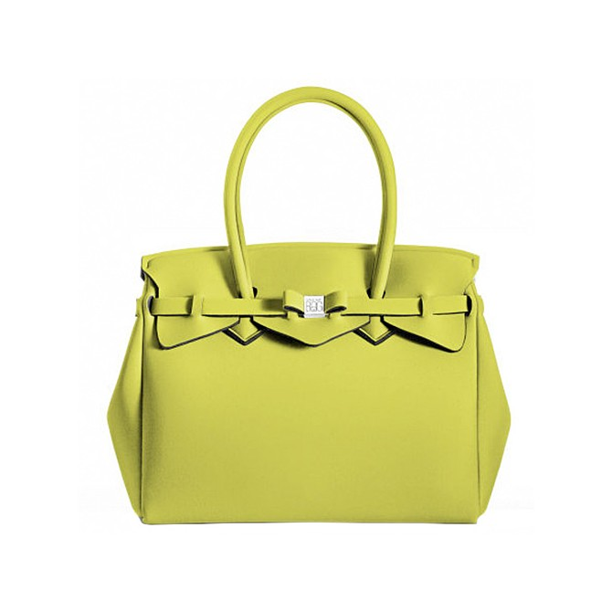 Bolsa Save My Bag Miss lime