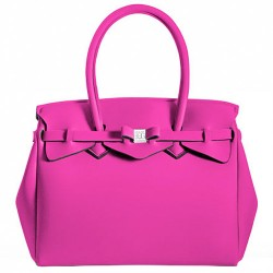 Borsa Save My Bag Miss fucsia