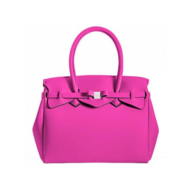 Borsa Save My Bag Miss fucsia