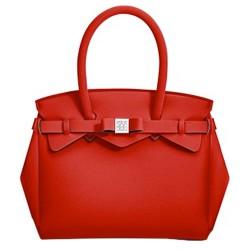 Borsa Save My Bag Petite Miss rosso