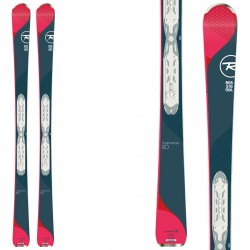 Ski Rossignol Temptation 80 (Xpress) + fixations Xpress W 10 B83