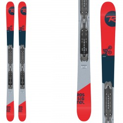 Ski Rossignol Sprayer (Xpress) + fixations Xpress 10 B83