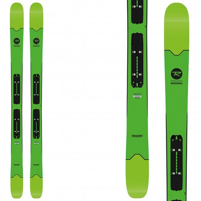 Ski Rossignol Smash 7 (Xpress2) + fixations Xpress 11 B93