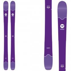 Ski Rossignol Sassy 7 + bindings Nx 11 B93