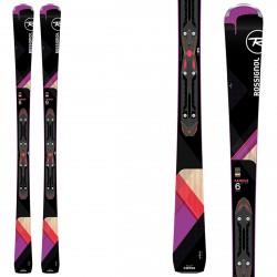 Ski Rossignol Famous 6 (Xpress) + bindings Xpress W 11 B83