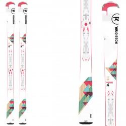 Esquí Rossignol Famous 4 (Xpress) + fijaciones Xpress W 10 B83
