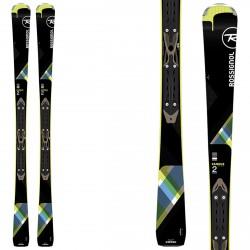 Ski Rossignol Famous 2 (Xpress) + fixations Xpress W 10 B83