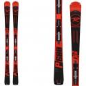 Esquí Rossignol Pursuit 600 Cam + fijaciones Spx 12 Konect Dual Wtr B80