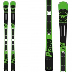 Sci Rossignol Pursuit 300 (Xpress2) + attacchi Xpress 10 B83