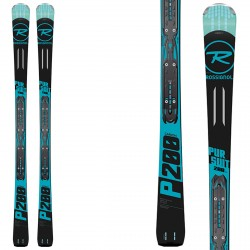 Sci Rossignol Pursuit 200 Carbon (Xpress) + attacchi Xpress 10 B83