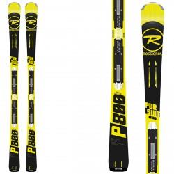 Ski Rossignol Pursuit 800 Ti Cam + fixations Spx 12 Konect Dual Wtr B80