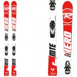 Ski Rossignol Hero Jr Multi Event + bindings Xpress Jr 7 B83