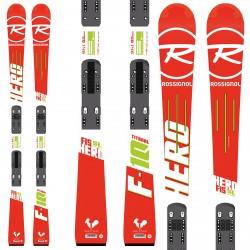 Esquí Rossignol Hero Fis SL Pro (R20 Pro) + fijaciones Spx10 Rockerflex