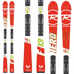Ski Rossignol Hero Fis SL (R21 WC) + bindings Spx15 Rockerflex