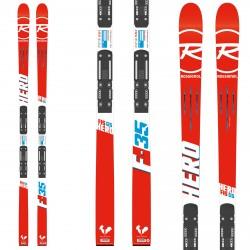 Esquí Rossignol Hero Fis GS (R21 WC) + fijaciones Spx15 Rockerflex