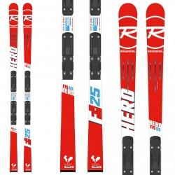 Esquí Rossignol Hero Fis GS (R21 racing) + fijaciones Look SPX 12 RockerFlex