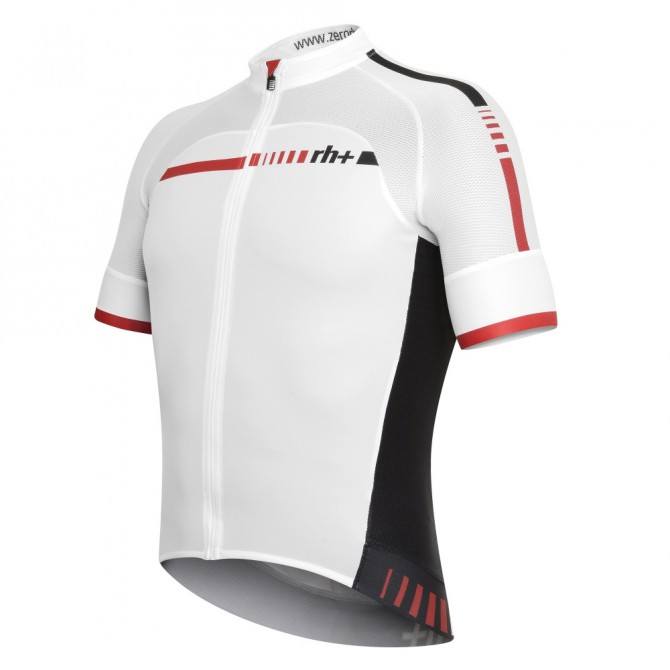T-shirt ciclismo Zero Rh+ Hexagon Uomo