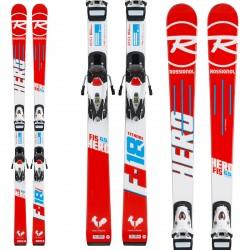 Ski Rossignol Hero Fis GS Pro (R20 Pro) + fixations Nx Jr 10 B73