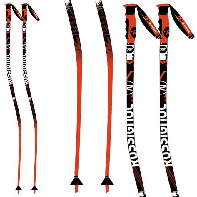 Ski poles Rossignol Hero GS SG