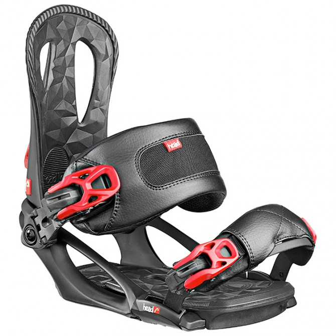 attacchi snowboard Head Nx Two