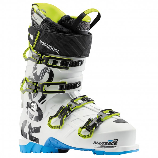 Ski boots Rossignol Alltrack Pro 110 white