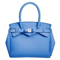 Borsa Save My Bag Petite Miss azzurro