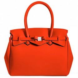 Borsa Save My Bag Miss arancio