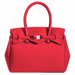Borsa Save My Bag Miss lycra aragosta