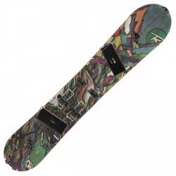 Snowboard Rossignol XV Magtek Split + fijaciones Voile