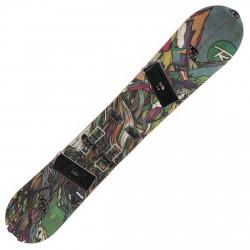 Snowboard Rossignol XV Magtek Split + fixations Voile