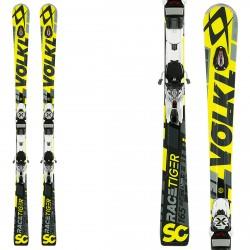 Ski Volkl Racetiger SC Uvo + bindings xMotion 11.0