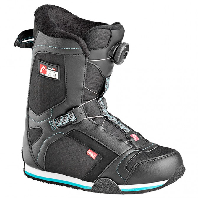 scarpe snowboard Head Junior Boa