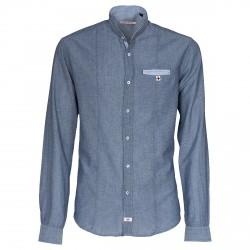 Camisa Canottieri Portofino Fill Hombre azul