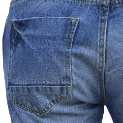 Bermudes Canottieri Portofino Jeans Homme bleu clair