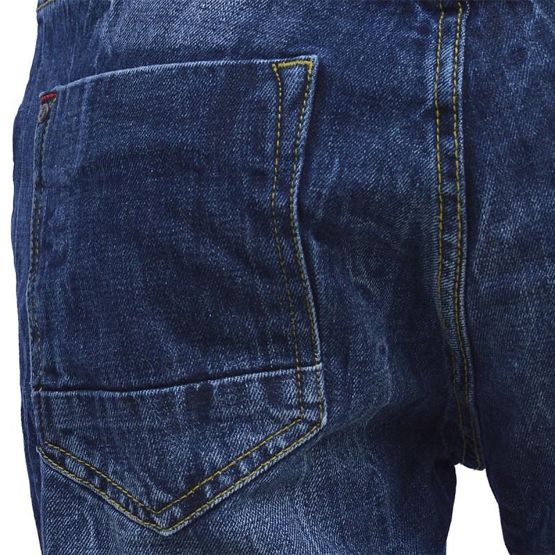 669ad55fee ... Bermudas Canottieri Portofino Jeans Hombre azul oscuro ...