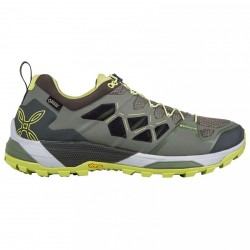 Scarpe trail Montura Connect Gtx verde muschio-verde acido