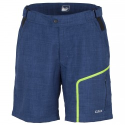 Bike bermuda Cmp Man blue