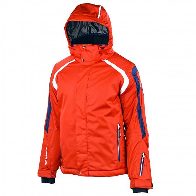 completo sci Bottero Ski Acer rosso-blu Uomo