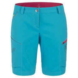 Bermudes ciclisme Montura Basalto Femme bleu clair