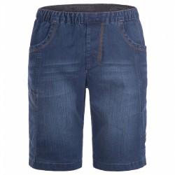 Bermuda trekking Montura One Way blu jeans