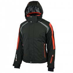 ski suit Bottero Ski Acer black-red man