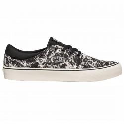Sneakers DC Trase Tx Le Homme noir-blanc