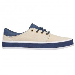 Sneakers DC Trase Lx Homme crème
