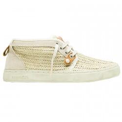 Shoes Satorisan Hamoru Woman beige