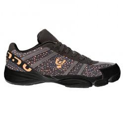 Gym shoes Freddy Woman black-orange