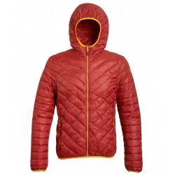 Trekking down jacket Rock Experience Spike Man red