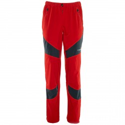 Trekking pants Rock Experience Eos Man red-grey